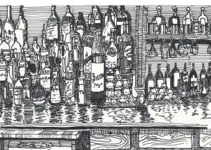 Distillery Top Shelf